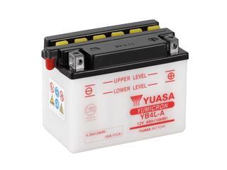 Batterie YUASA YB4L-A conventionnelle