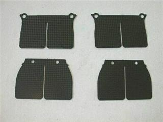 Láminas  de carbono para caja de láminas V-Force 2