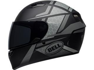 BELL Qualifier Helmet Flare Matte Black/Gray Size M - 8f720ac5-268b-45a8-892f-1a8c59484bae