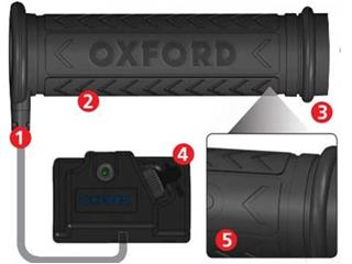 OXFORD ATV HEATED GRIPS