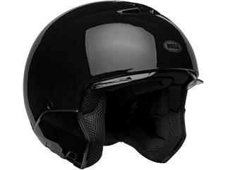 BELL Broozer Helm Gloss Black Größe S - 8fca21ab-2fcb-432f-a10d-329c2221a31a