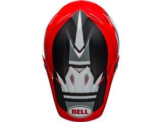Casque BELL Moto-9 Mips Prophecy Matte White/Red/Black taille S - 90627de4-b103-43fe-867e-b4b32b1c7f5e