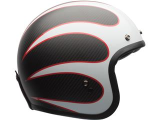 Casque BELL Custom 500 Carbon Ace Cafe noir/blanc taille L - 9062815b-9795-4379-82d5-105dbbf4bf95