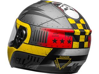 BELL SRT Helm Devil May Care Matte Gray/Yellow/Red Maat XXL - 90697eb9-cb94-4704-b13b-765b0db0f3c9