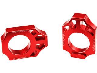Tensor cadena SCAR rojo Honda - 480002