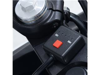 Poignées chauffantes R&G RACING interrupteur guidon 22mm Clip-on - 90b92409-f6f6-4c40-bc5e-0a3422eabe31
