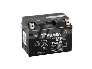 Batería Yuasa TTZ12S Combipack (con electrolito)