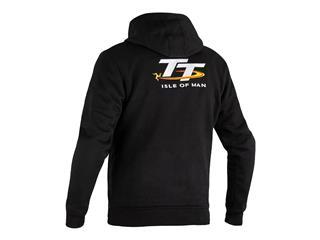 RST IOM TT Zip Through Reinforced Hoodie Black Men - 90d93126-2953-466e-8c7e-3050a726ed2b