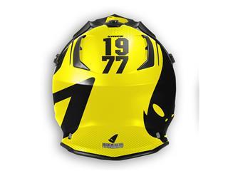 UFO Quiver Helmet Shedir Black/Yellow Size S - 90dae9bd-ab4a-4138-b8b5-da4da0185354