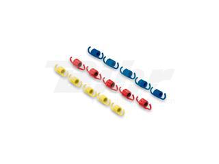 Set 9 molas SP Malossi EMBR.ORIGINE/FLY/DELTA amarelo/azul/vermelho 2912779 - 60952