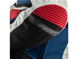RST Adventure CE Textile Jacket Ice/Blue/Red Size M Women - 919e6d8c-3f57-42dd-9205-725ec1df3651