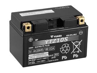 Batterie YUASA YTZ10S sans entretien activée usine - 32YTZ10S