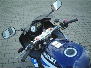 STREET-BIKE-UMBAUKIT  FÜR GSXR1000 2003-04