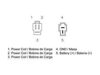 Régulateur TECNIUM type origine Suzuki - 91c7563d-802b-4538-b442-9d2365778f63