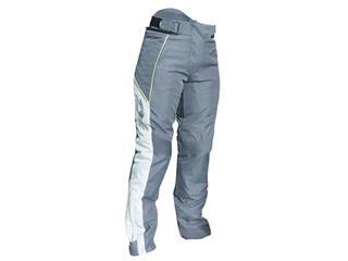 RST Ladies Gemma Pants Textile Grey/Neon Yellow Size XS Women