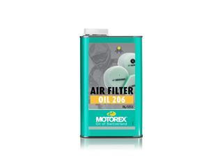 MOTOREX Oil 206 Air Filter 1L