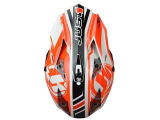 JUST1 J32 Pro Helmet Rave Black/Orange Size L - 91ec4b8b-949d-4978-aa71-fbf1921e07b8