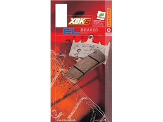 Plaquettes de frein CL BRAKES 2363XBK5 métal fritté - 91f77cce-b689-4d50-bae7-cc66739f213f