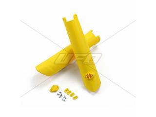 Protections de fourche UFO jaune fluo Husqvarna - 78535165