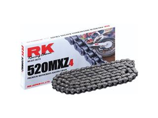 RK MXZ4 Kedjelås 520 Svart Clipslås