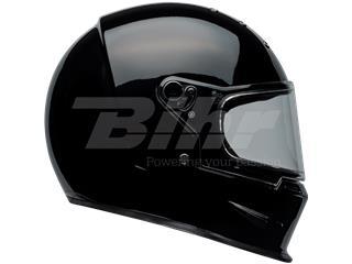 Casco Bell Eliminator Solid Negro Brillo, Talla XS