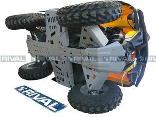 Kit Sabot complet RIVAL alu Can-Am Outlander L/Lmax