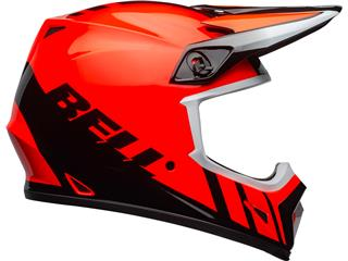 Casque BELL MX-9 Mips Dash Orange/Black taille L - 92632224-5973-4b6b-9280-19c6a4e9d35b
