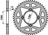 Couronne PBR 54 dents acier standard pas 428 type 4478 - 476447854