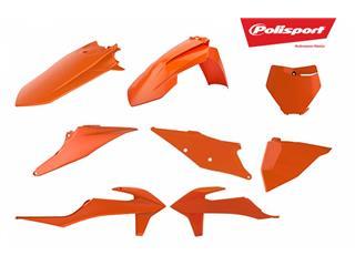 Kit plastiques POLISPORT orange KTM SX/SX-F - 4420006806