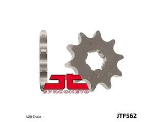Pignon JT SPROCKETS 10 dents acier standard pas 420 type 562