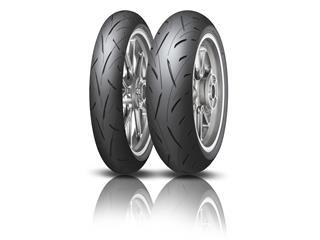 DUNLOP Tyre SPORTMAX ROADSPORT 2 190/55 ZR 17 M/C (75W) TL