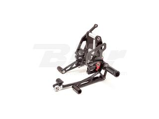 Estriberas retrasadas Multi posición 2-Slide Speed Triple 1050 ABS LSL 118T046