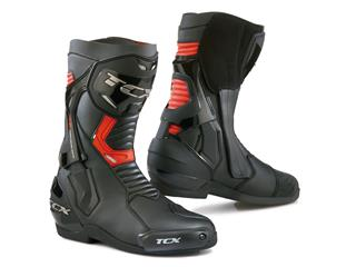 Boot Tcx St-Fighter Black/Red Size Eu45/Us11
