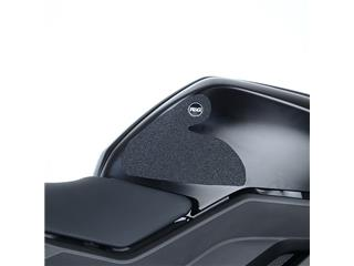 R&G RACING Tank Traction Pads Clear (2 Pieces) Yamaha YZF-R125