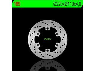 Disque de frein NG 189 rond fixe - 350189