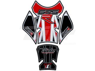 Protector de depósito Motografix Triumph 675 negro/rojo