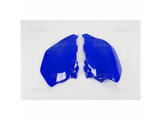 Plaques latérales UFO Bleu Reflex Yamaha - 78428372