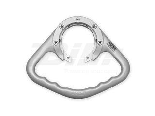 Pegas depósito para pendura A-Sider Triumph Silver