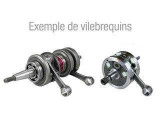 VILEBREQUINS COMPLET POUR YAMAHA YFM660G GRIZZLY 02-07, 660 RHINO 02-07