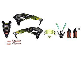 Kit complet BLACKBIRD Kawasaki Racing Team 2018 Kawasaki KX-450F