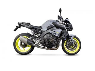 SCORPION Catalyst Removal Pipe Stainless Steel Yamaha MT-10