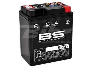 Bateria BS Battery SLA BTZ8V (FA)