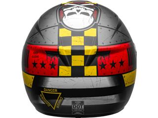 Casque BELL SRT Devil May Care Matte Gray/Yellow/Red taille L - 94075e27-d8ad-4e41-9562-98bc3796d1ad