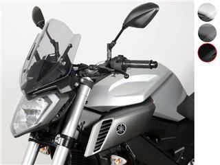Bulle MRA Racing noir Yamaha MT-125