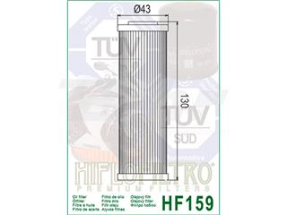 Filtro de aceite Hiflofiltro HF159 - 9416b68a-eaf2-4371-9968-e1f1aa52ffe4