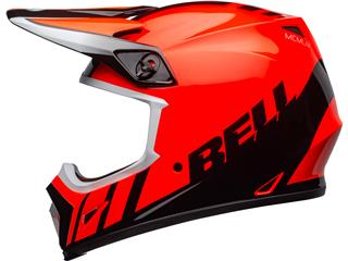 Casque BELL MX-9 Mips Dash Orange/Black taille L - 94269c8b-1891-467a-ad1c-d0816d1d13f4