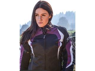 RST Brooklyn Ventilated Jacket Textile Black Size XL Women - 94b08942-e25d-43b2-b4af-743c5dace285