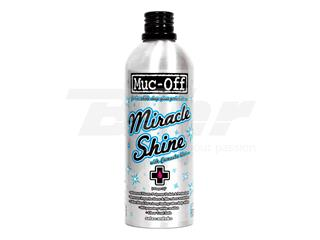 Pulimento (cera de carnauba) Muc-Off Miracle Shine Motorcycle Polish Bote 500ml