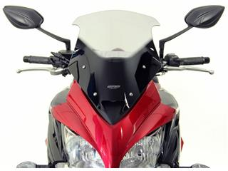 Bulle MRA Tourisme clair Suzuki GSX-S1000F