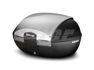 Tapa SHAD SH45 PLATA SHAD